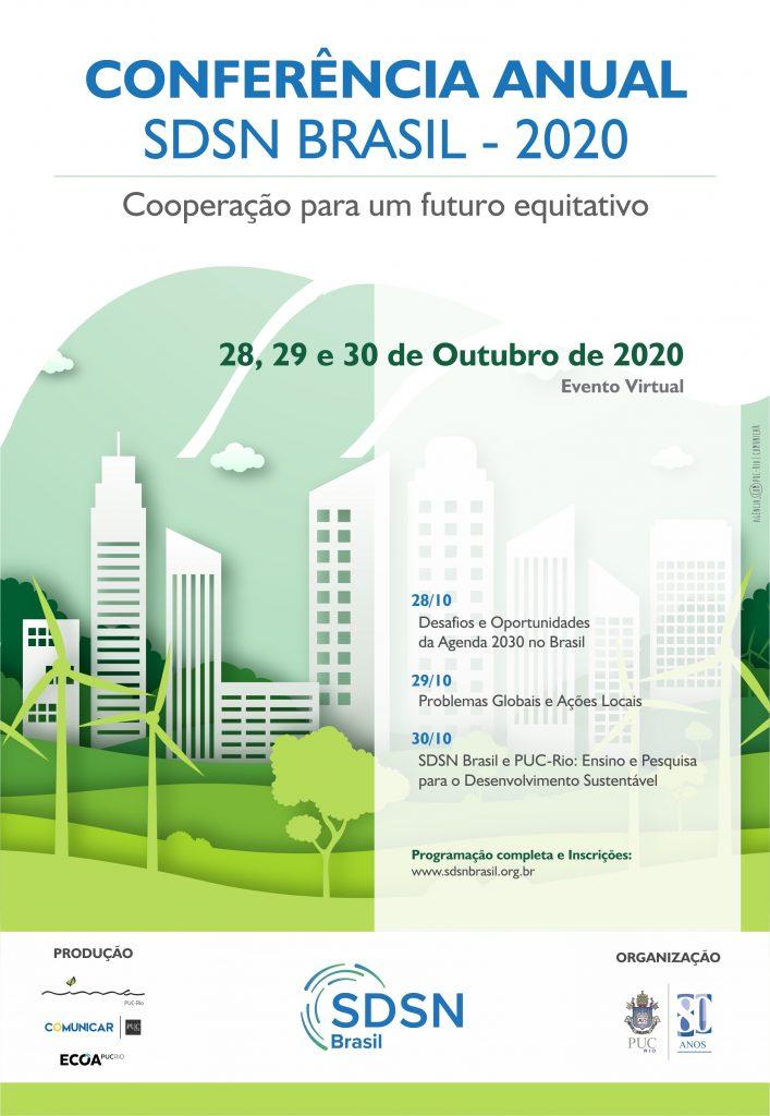 Conferência Anual da Rede de Soluções para o Desenvolvimento Sustentável (SDSN Brasil)